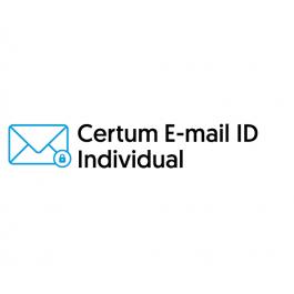 Certum E-mail ID Business
