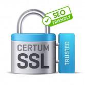 Certyfikat CERTUM Trusted SSL